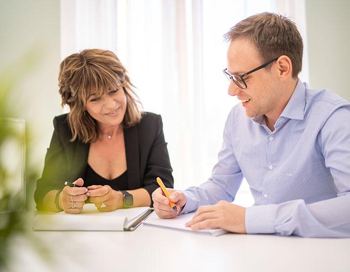 Grundstein für  Ihr Vermögen